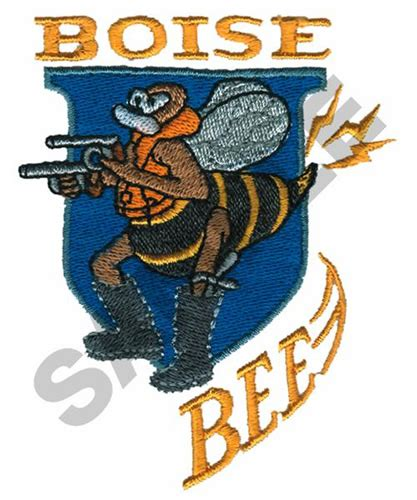 design embroidery boise bugs embroidery design boise bee nose art from great notions