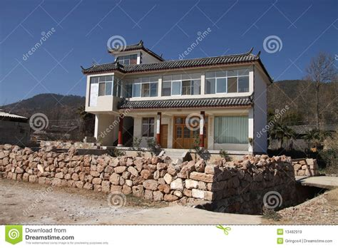 modern chinese house design modern chinese house exterior royalty free stock images image 13482919