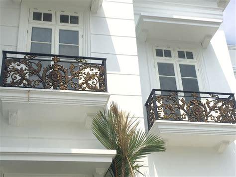 Balkon Besi Tempa Klasik balkon klasik besi tempa arbainlas bengkel las listrik di cilengsi