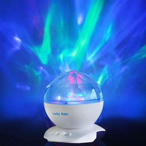 light projector for room wave light projector with player color changing led