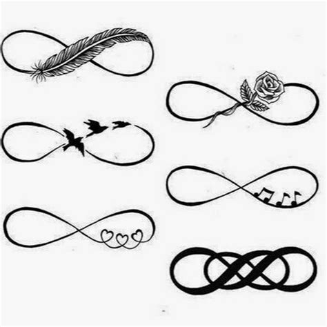 infinity symbol with a rose tattoo 55 infinity symbol designs