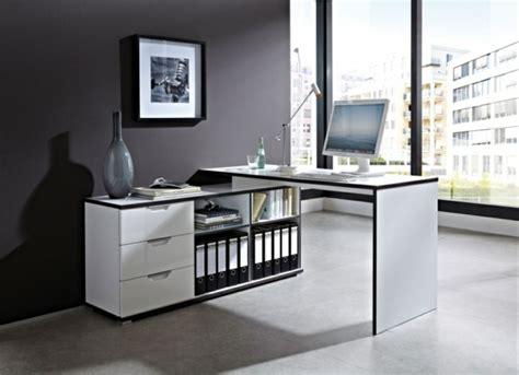 Weißer Schreibtisch Mit Schubladen