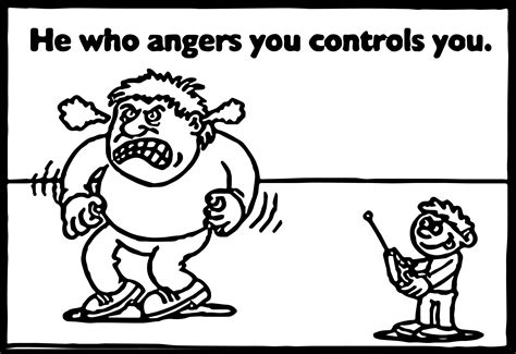 anger management coloring pages anger management control coloring page wecoloringpage
