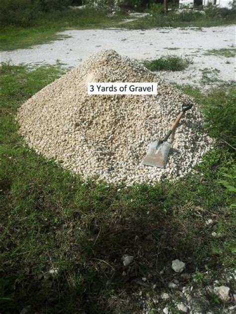 How To Figure Yards Of Gravel gravel barrie delivery sand stones limestone screenings