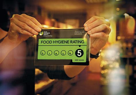 hygi鈩e cuisine a hygiene rating is vital to pub survival piper