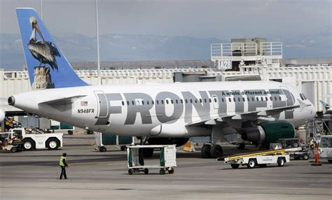 flight frontier airlines offering cheap flights  dc   hour flash sale