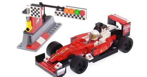 f1 lego lego speed chions 2016 season formula one car