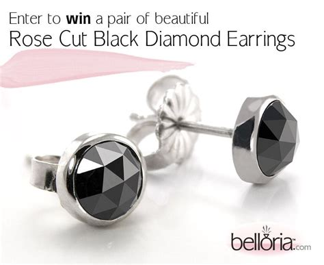 Win A Pair Of Erika Pena Earrings by 86 Best Images About Black Diamonds On