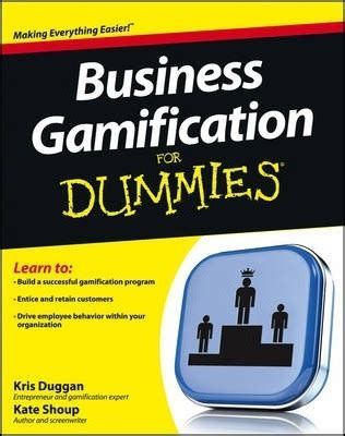 instagram for business for dummies books business gamification for dummies kris duggan