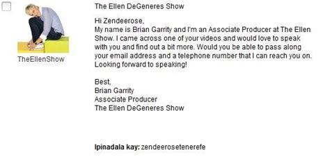 ellen degeneres mailing address contact any celebrity celebrity addresses contact html