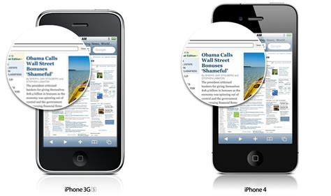 Apple 4 Retina Display The Iphone 4 Retina Display Controversy Gizmodo Australia