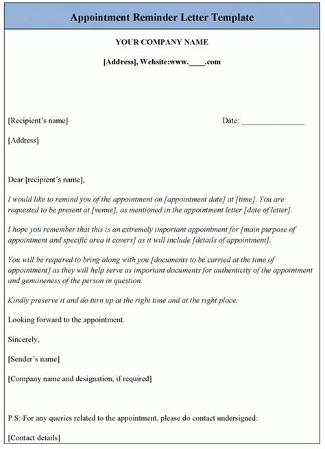 Service Reminder Letter Letter Of Support Sle Template Resume Builder