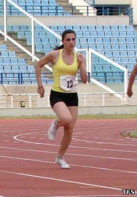 Lebanese Birth Records Maha Al Mouallem Athletes Profile Publisher Track And Field Society