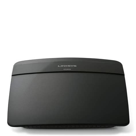 Router Wireless Linksys E1200 N300 Linksys E1200 N300 Wireless Router Review