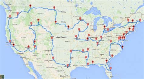 road trip america map wizard with road trip map planner usa world maps and arabcooking me