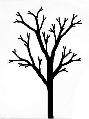 easy drawings of trees landscape drawing tutorial how to draw easy trees