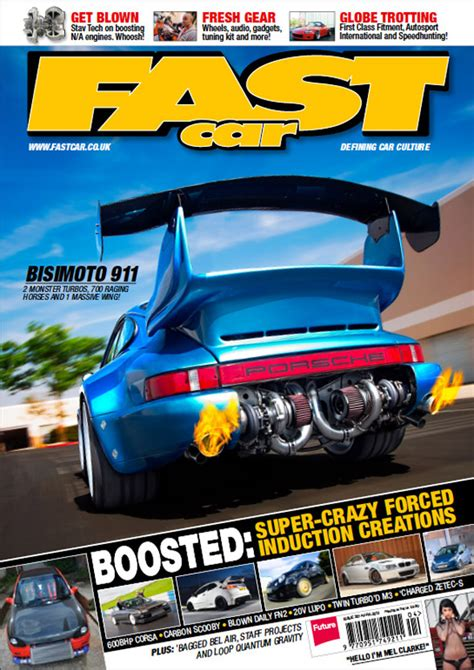 Auto Zeitschriften by Fast Car 2013 The Year In Covers Fast Car