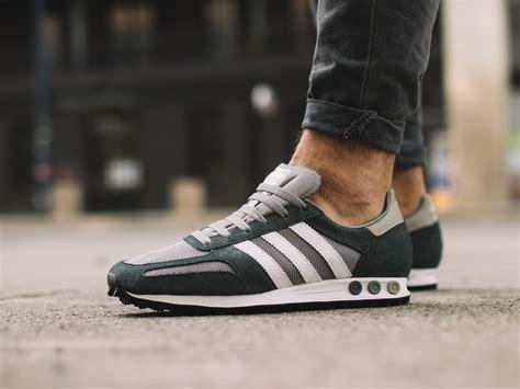 herren schuhe sneakers adidas originals la trainer og