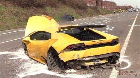 Lamborghini Unfall by Lamborghini Unfall Am Quot Car Freitag Quot Ermittlungen Wegen