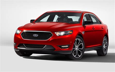 2013 Ford Taurus by Look 2013 Ford Taurus And Taurus Sho Photo Gallery