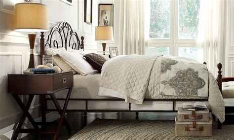 Buy Bed Frame And Mattress 6 Easy Steps To Buying The Bed Frame Overstock