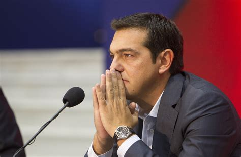 alexis tsipras economist grexit unavoidable unless tsipras changes