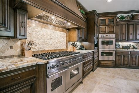 Traditional Kitchen Remodel in Plano   DFW Improved Frisco