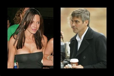 And George Clooney Might Be Dating by Krista Allen Dated George Clooney Krista Allen Boyfriend