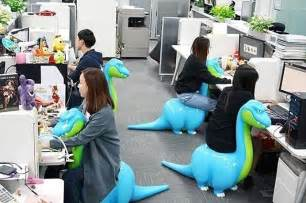 awesome dinosaur office chairs beheading boredom