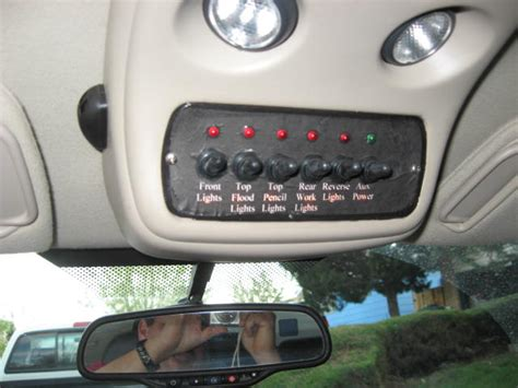 aux switch panel switch panel and aux fuse box performancetrucks net forums