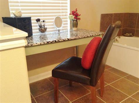 Handmade Vanity Table - 10 gorgeous diy dressing table ideas