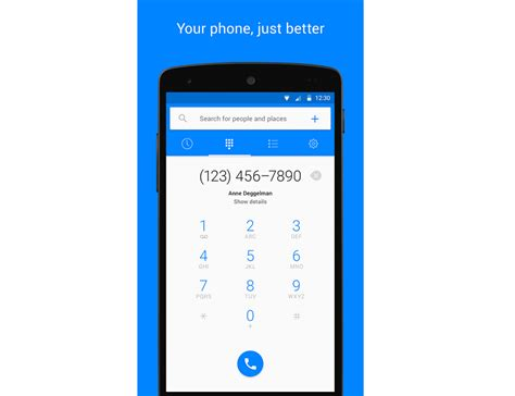 phone dialer for android hello dialer for android wants to make your smartphone smarter