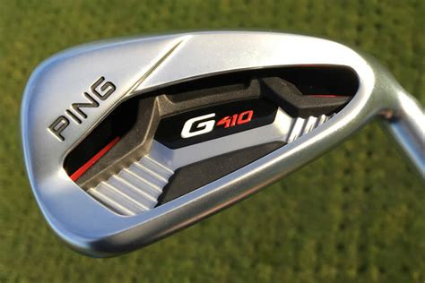 ping  irons review golfalot