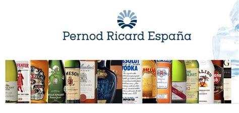 pernod ricard adresse si鑒e econom 237 a pernod ricard espa 241 a apuesta por la