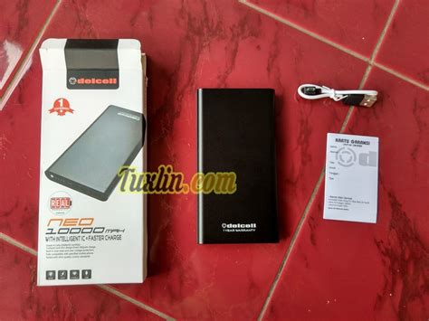 Delcell Neo 10000 Mah Black review delcell neo 10000mah power bank tipis kuat