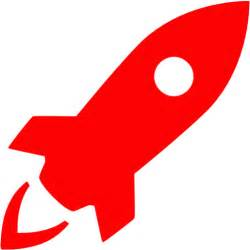red rocket clipart clipground