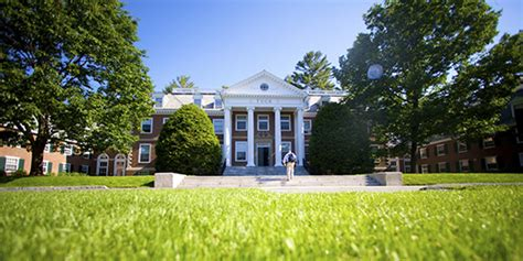 Dartmouth College Mba Application Deadline by Tuck School Of Business At Dartmouth College