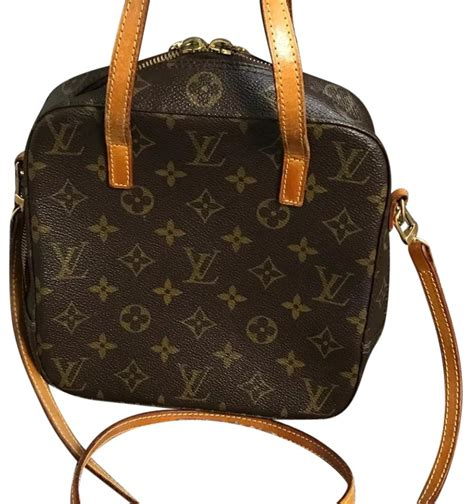 louis vuitton spontini monogram cross body bag cross