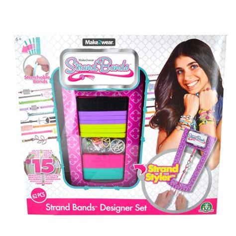 N 1 Violet kit cr 233 atif avec bands styler bracelet strand bands n 176 1
