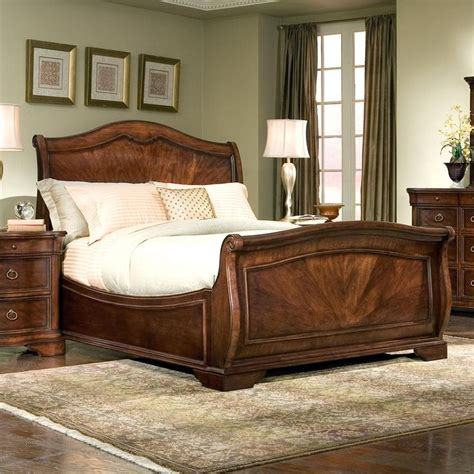 heritage court king sleigh bed  legacy classic bedroom furniture pinterest classic