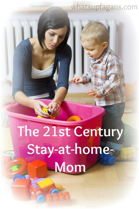 the 21st century stay at home