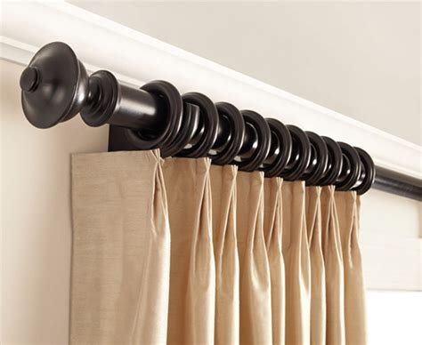 Drapery Hardware Kirsch Decorative Wood Drapery Hardware Kirsch Wood Poles