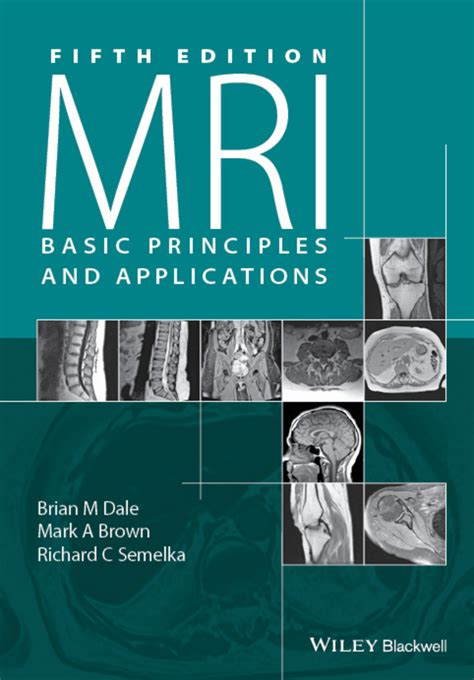 mri the basics books mri basic principles and applications ebook ellibs