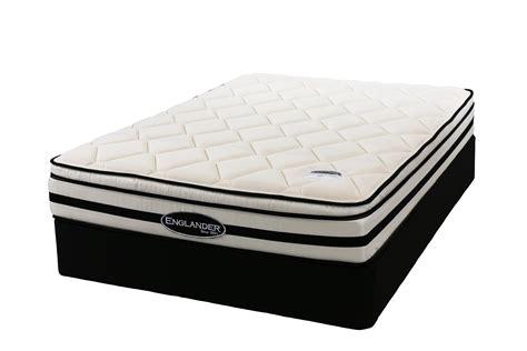 englander bush pillow top mattress