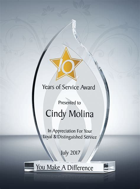 brilliant ideas of service award certificate templates about years