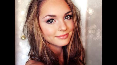 victoria secret models makeup candice swanepoel inspired makeup tutorial glow like a