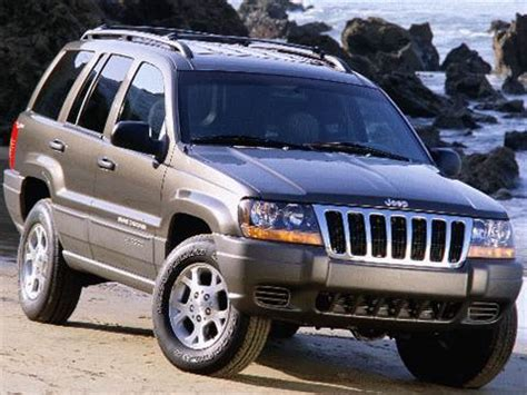 1999 jeep grand cherokee pricing ratings reviews