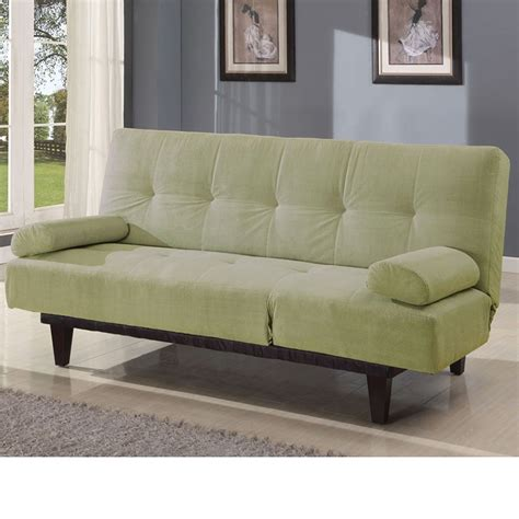 green microfiber sofa dreamfurniture com 05855 cybil green microfiber