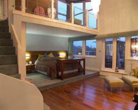 split level bedroom split level beige design ideas photos inspiration