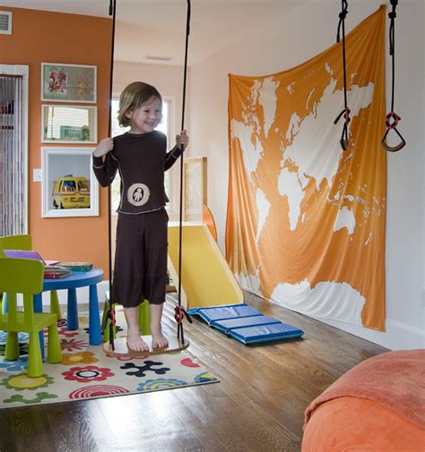 Playroom Contemporary Kids Providence By Kate